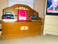 Wooden Toy Box/Chest for Kids toys! ***NOT THE THINGS ON TOP OF IT*** Destrehan, 70047