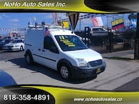 2012 FORD TRANSIT CONNECT  Burbank