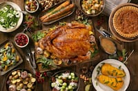 10-12 Person HOLIDAY DINNERS PACKAGE  Albuquerque