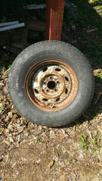 TIRE AND WHEEL 225/70R15 Hagerstown, 21740