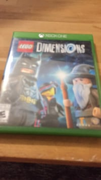 Xbox One Lego Batman game case Purcellville, 20132