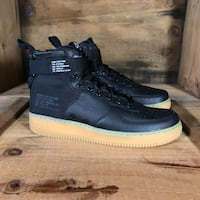 Nike SF Air Force 1 Mid Men's 10.5 and 11 501 mi