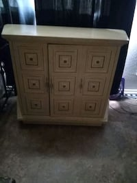 white and brown wooden cabinet Valley Center, 92082