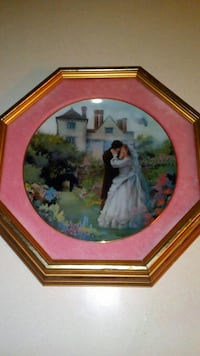 Collecters plate