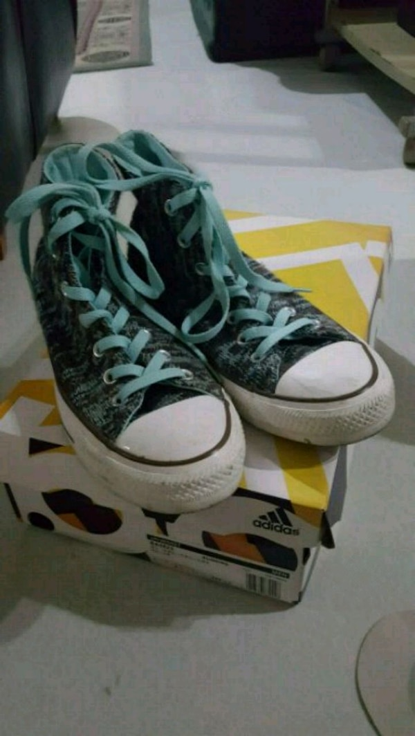 d871edd7dc60 Used Preloved Authentic Converse shoes (hi-cut) for sale in Antipolo ...