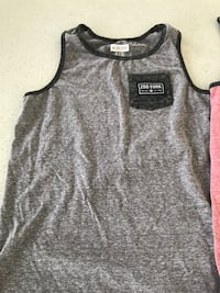 ZooYork Muscle shirts. Boys size LG  Surrey, V4N 6L1