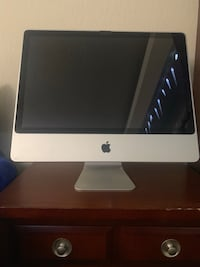 24 inch Imac for sale with windows 7