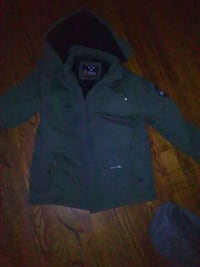 All green north face Troy, 12180