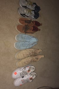 Shoes (sizes 11-13)