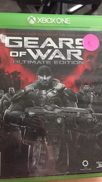 Gears of war xbox one Palo Alto, 17901