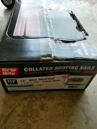 Roofing nail coils Tracy