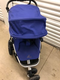 Quincy Stroller  Mission