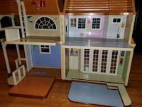 Barbie Bungalow 918 mi