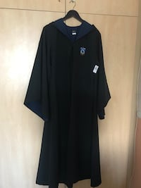 Universal Studios Wizarding World of Harry Potter Ravenclaw Robe S (with price tag) and Tie Whittier, 90601