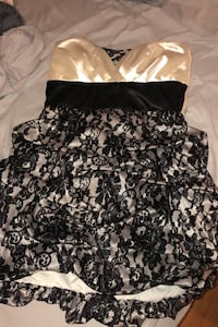 Le chateau dress NEGOTIABLE
