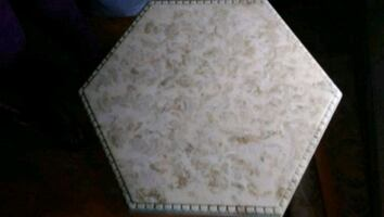 Solid Marble side table top