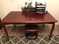 Beautiful Cherry wood desk or dining table Brentwood, 94513