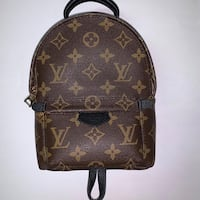 Louis Vuitton Palms Springs Mini Monogram Canvas Montréal, H3M 2X2