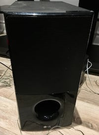 Sony Home Theatre Subwoofer Toronto, M1W 2S8