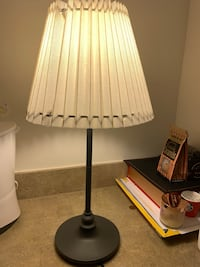 black and white table lamp Arlington, 22206