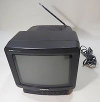 "SONY Trinitron 8"" Color TV Model KV-8AD10"