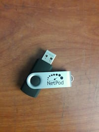 NetPod 8GB Memory Stick Riverside, 92505
