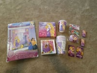 Disney Rapunzel Birthday Party Accessories  Belleville, K8P 0E3