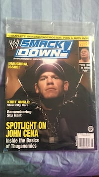 Smack down! magazine book Newark, 43055