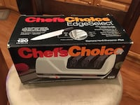 Chef'sChoice® Diamond Hone® EdgeSelect® Knife Sharpener (Model 120) Gaithersburg, 20882