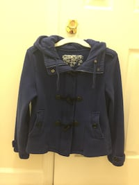 Blue coat in good condition  21 km