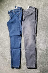 Set of 2 h&m Jean's. Size 28