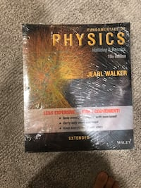 FundAmentals of PHYSICS Calgary, T2J 1K9