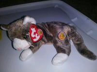 black and white TY Beanie Baby plush toy Citrus Heights, 95610