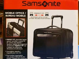 Samsonite mobile office-brand new