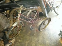 Super sweet tricycle