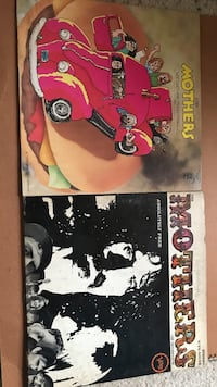Mothers vinyl record cases Cookeville, 38501