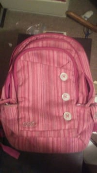 pink and white backpack Glenwood, 51534