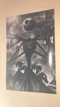 Black and white batman poster Edcouch, 78538