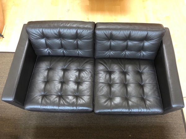 Terrific 2 Leather Couches Ikea Landskrona Gmtry Best Dining Table And Chair Ideas Images Gmtryco