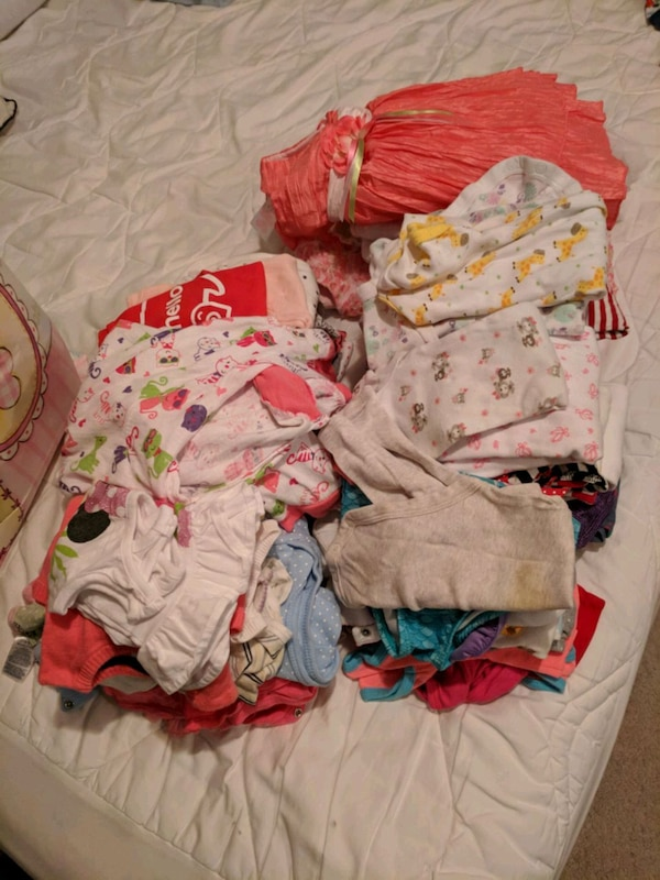 baby clothes 3 - 6 months