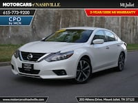 Nissan Altima 2016 Mount Juliet, 37122