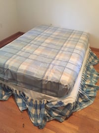 Full size mattress and box spring  Highland, 20777