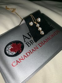 14k Yellow Gold + Canadian Diamonds ! Edmonton, T6H