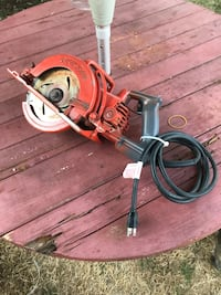 red and black corded power tool Portland, 97203