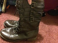 Boots, SIZE 6 Mitchell, 47446