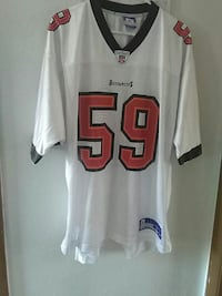 white and red NFL jersey Moorhead, 56560