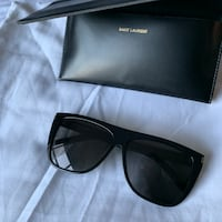Saint Laurent Sunglasses New York, 10016