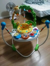 baby's white and green jumperoo Gaithersburg, 20877