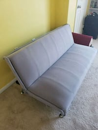 "60"" Gray Futon Houston, 77063"