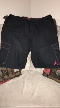 black Air Jordan cargo shorts size 42 Burlington, L7R 1J7